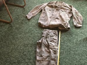 One set aftermarket camo clothes for Sale in Lakeside, CA