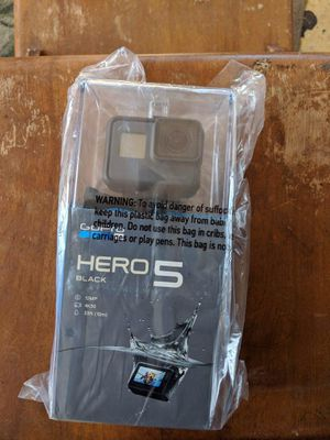 GoPro Hero 5 - New in Box for Sale in Baltimore, MD