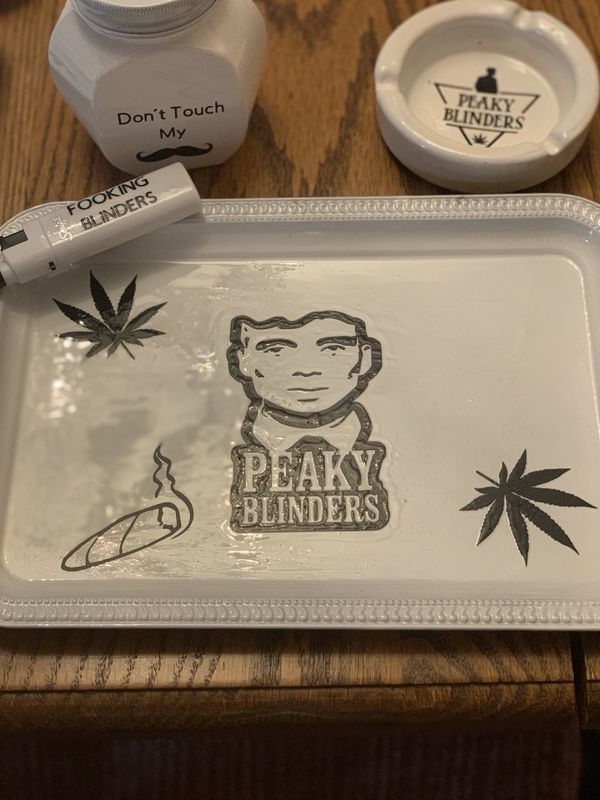 Novelty trays