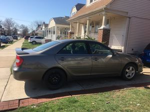 2003 Toyota Camry SE I don't know for Sale in Dearborn Heights, MI