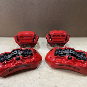 2015-2020 Mercedes W205 C63-S AMG Red Brembo Brake Caliper Set OEM for Sale in Seattle, WA