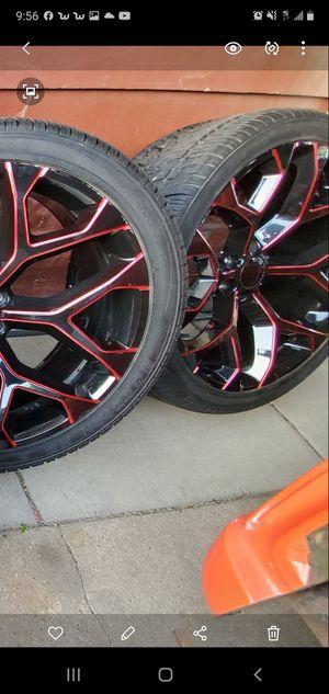 24s GM Wheels for Sale in Wichita, KS