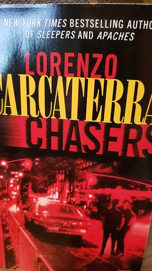 Lorenzo Carcaterra book - Chasers for Sale in Destin, FL