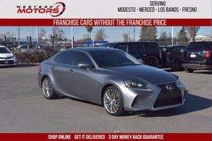 2017 Lexus Is for Sale in Los Banos, CA