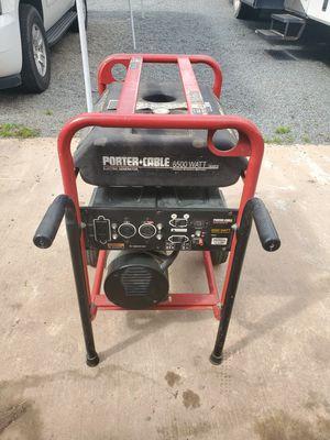 6500 watt generator for Sale in El Cajon, CA