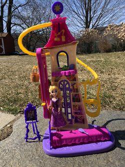 Disney Princess Rapunzel Play Set for Sale in Springfield, MA