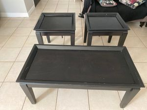 Coffee table and end table for Sale in Claremont, CA