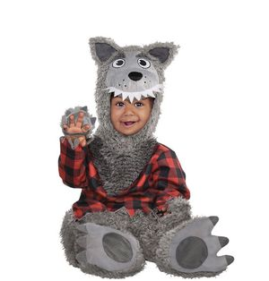 Halloween Costume - Big Bad Wolf Child / Toddler Costume for Sale in Woodbridge, VA