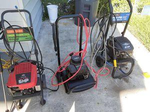 Pressure washer for Sale in Winter Haven, FL
