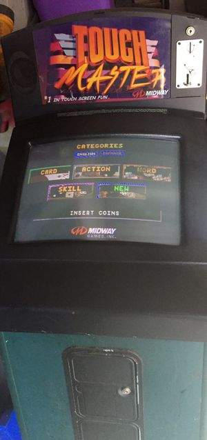 Touch Master Arcade Game for Sale in Pittsburgh, PA