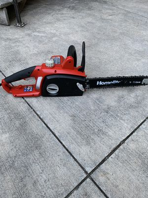 Homelite 14in chainsaw for Sale in Salt Lake City, UT