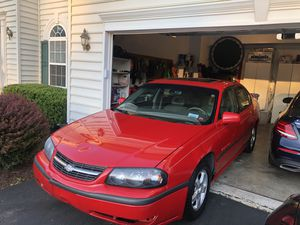 2003 Chevy Impala ***2500 OBO*** for Sale in Waldorf, MD
