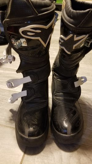 Alpinestars Tech 4S Boots size 6 for Sale in Riverside, CA