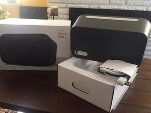 Google home max Speaker/Bluetooth for Sale in Franklin, MI