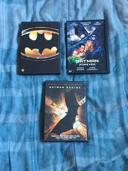 Batman Movie DVDs for Sale in Los Angeles,  CA
