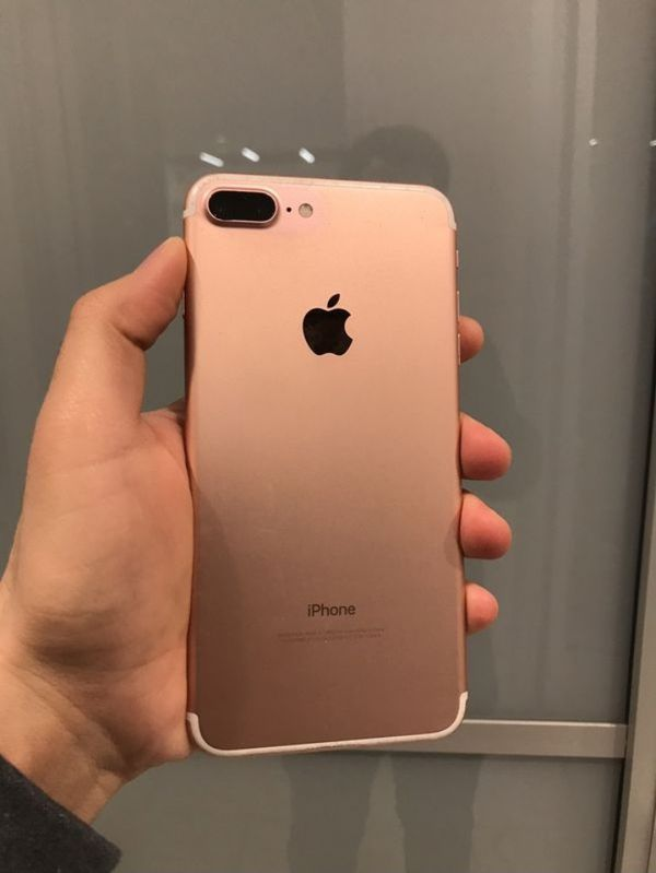 iPhone 7 plus - 128GB, Factory Unlocked for AT&T, T-Mobile, Metro PCS, Sprint, Cricket, Lyca, Ultra, International + warranty