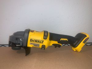 Bran new 60V Grinder (TOOL ONLY) PRECIO FIRME - FIRM PRICE for Sale in Dallas, TX