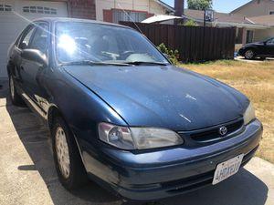 2000 Toyota Corolla Manual for Sale in San Jose, CA