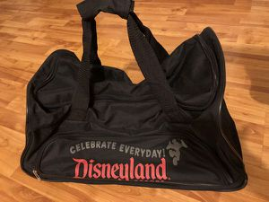 Disneyland Rolling Duffel Bag w/Extension for Sale in Huntington Beach, CA