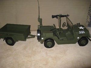 G.I. Joe style Jeep for Sale in Tampa, FL