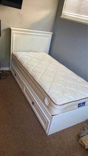 Twin Storage Bed for Sale in Lodi, CA
