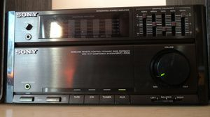Sony MHC-3000 mini HiFi Integrated Stereo Amplifier for Sale in Portland, OR