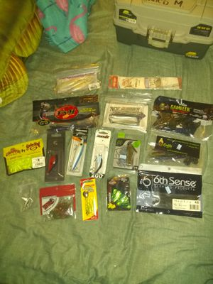 Fishing tackle for Sale in Tampa, FL