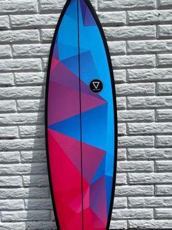Surfboard Thruster Quad 3+4 Future Fins for Sale in Huntington Beach,  CA