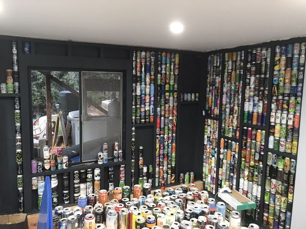 Beer Cans (empty)