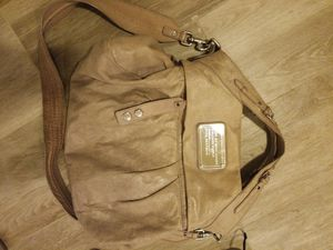 Marc by marc Jacob's leather handbag luxury purse bags retails 300 for Sale in Santa Ana, CA