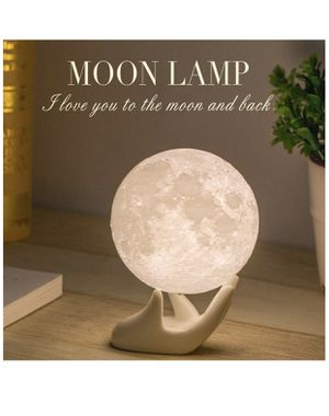 Brand new moon lamp for Sale in South San Francisco, CA