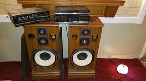 Fisher home entertainment system for Sale in Pineville, LA