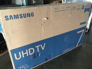 """Samsung 75"""" TV for Sale in Laredo, TX"""