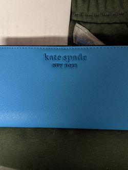 Blue Kate Spade Cameron Wallet for Sale in Murfreesboro,  TN