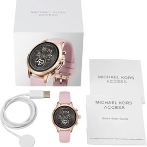 (USED) MICHAEL KORS RUNWAY ACCESS SMARTWATCH for Sale in Katy, TX