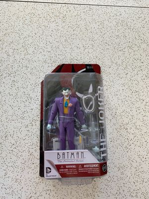 The Joker Vintage Action Figure - DC Collectables - Batman: The Animated Series for Sale in Lacey, WA