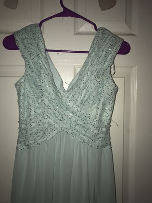 Light blue prom dress for Sale in Chicago, IL