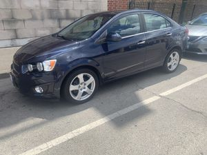 2015 Chevy Sonic ltz turbo for Sale in Stickney, IL
