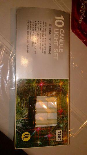 Luces para arbol de navidad for Sale in US