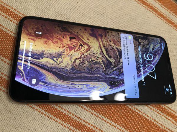iPhone XS Max Gold 256GB Unlocked