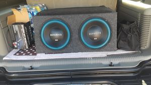 12 inch subwoofers for Sale in La Grange Park, IL