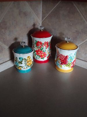 New And Used Kitchen Canisters For Sale In Montgomery Al