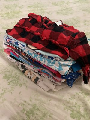 Girls 4T clothes bundle (21 pcs all!) for Sale in Escondido, CA