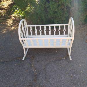 Vintage Baby Cradle for Sale in Vista, CA