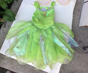 Disney Store Exclusive Tinkerbell Dress for Sale in Tustin, CA