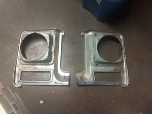 Chevy C-10 Headlight Bezels(Pair) for Sale in Penn Hills, PA