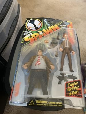 1996 Spawn Sam & Twitch Action Figure for Sale in Gilbert, AZ