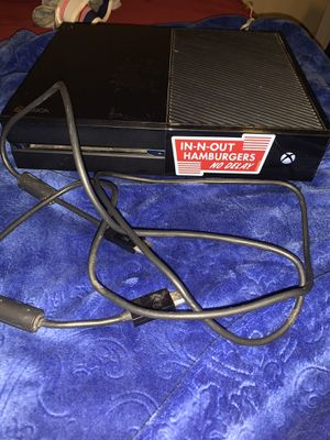 Xbox one for Sale in Jurupa Valley, CA
