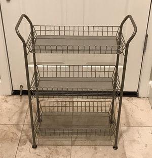 3 Tier storage cart for Sale in Santa Clara, CA