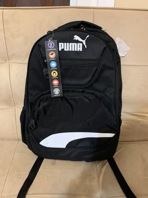 Brand New Puma backpack with laptop sleeve, headphone port and reinforce base for Sale in Port St. Lucie, FL